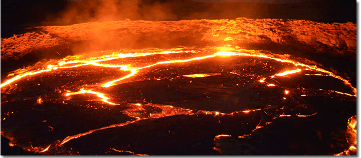Danakil Depression; Dallol & Erta Alle Tour  - Ethiopia Tour packages