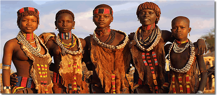 Tribal Ethiopia (Omo Valley Tribes) - Ethiopia Tour Packages